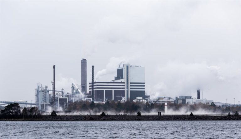 How concrete can help reduce air pollution