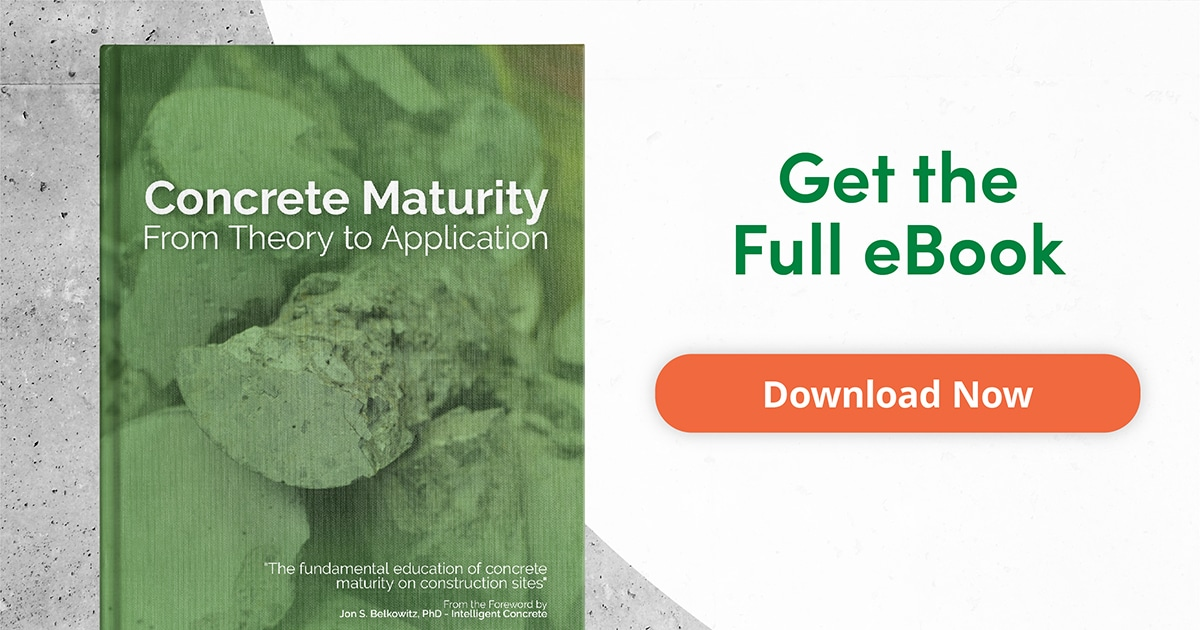 Concrete maturity ebook download