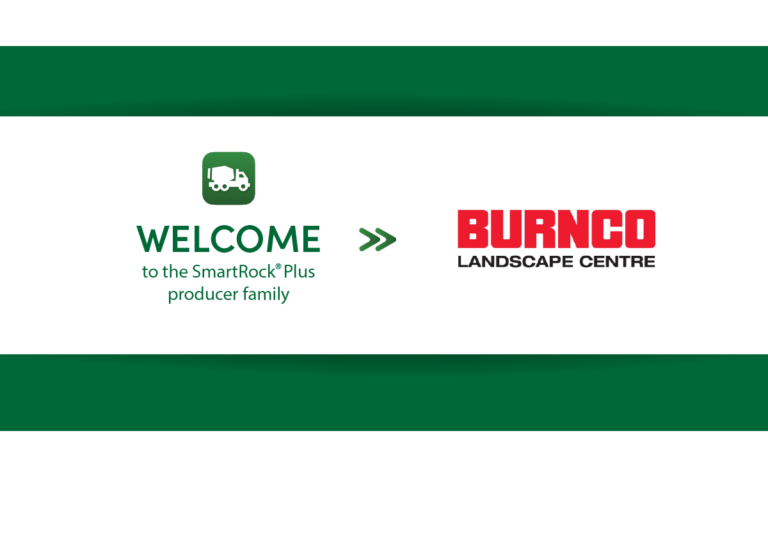 Welcome to the SmartRock Plus producer family: Burnco Landscape Centre