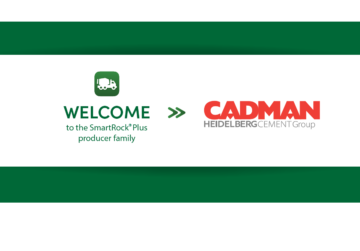 Welcome to the SmartRock Plus producer family: Cadman
