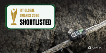 Giatec Shortlisted for 2020 IoT Global Awards